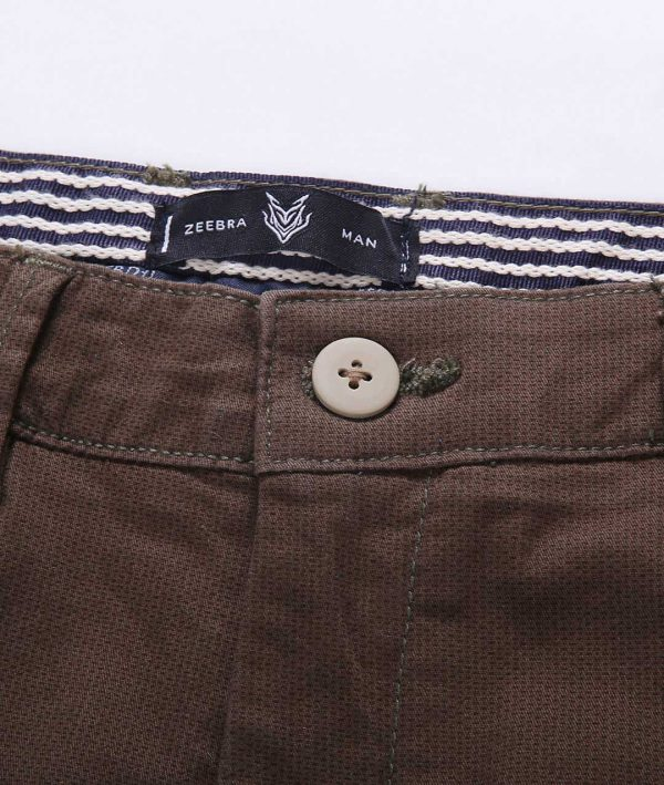Chino Pant Men Brown