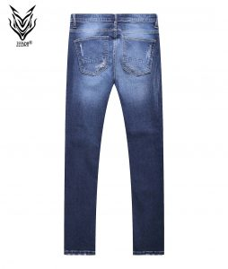 Denim Pant Men Patch
