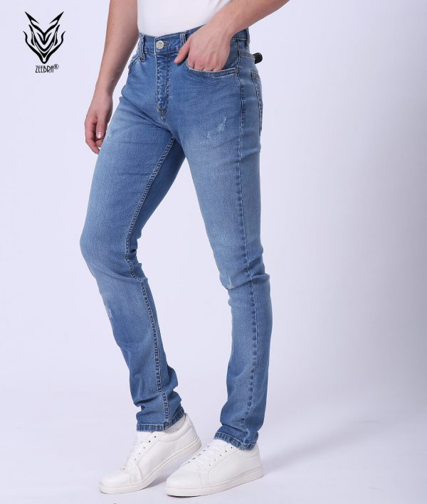 Denim Pant Men Lite Blue