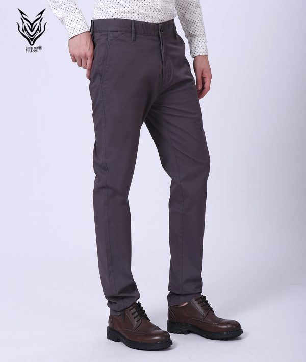 Chino Pant Men Grey