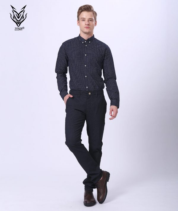 Chino Pant Men Black